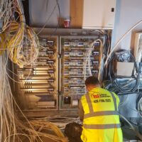 Commercial Electrical Work London