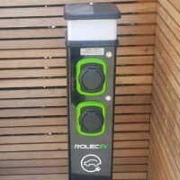 Electric Car Charging Point Fitter London