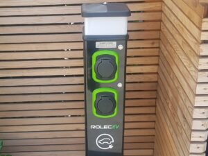 Crystal Palace Electric Car Charger Installers