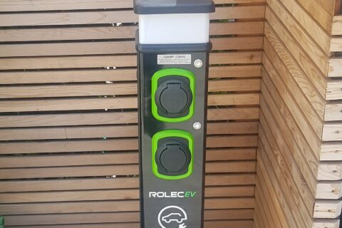 Commercial Electric Vehicle Chargers in Staines TW18