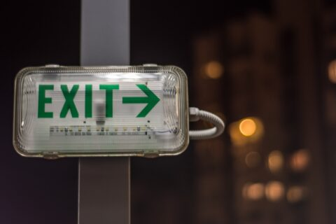 Emergency Lighting in Mayfair W1