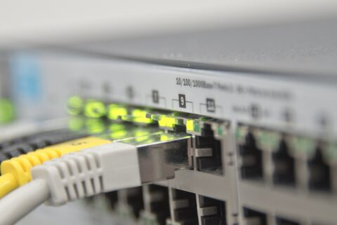 Commercial Network & Ethernet Wiring in Edmonton N9