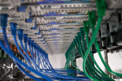 Commercial Data Wiring & Cabling in Edmonton N9