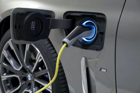 Commercial Electric Car Chargers