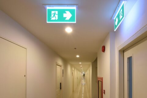 Emergency Light Systems in Kensington W8