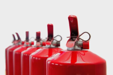 Commercial Fire Extinguisher Servicing in Clapham SW4